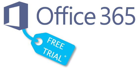 Office 365 Free Trial Banner